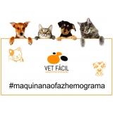 exames para medicina veterinária preço Interlagos